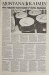 Montana Kaimin, October 13, 1994