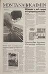 Montana Kaimin, October 19, 1994
