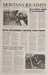 Montana Kaimin, October 21, 1994