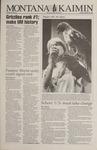 Montana Kaimin, October 25, 1994