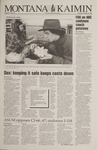 Montana Kaimin, October 27, 1994