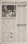 Montana Kaimin, October 28, 1994