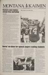 Montana Kaimin, November 1, 1994