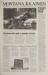 Montana Kaimin, November 15, 1994