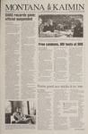 Montana Kaimin, November 16, 1994