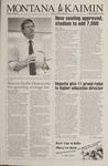 Montana Kaimin, November 18, 1994