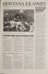 Montana Kaimin, November 29, 1994