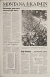 Montana Kaimin, December 2, 1994