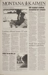 Montana Kaimin, December 8, 1994