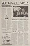 Montana Kaimin, December 9, 1994