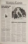 Montana Kaimin, January 31, 1995
