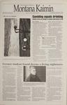 Montana Kaimin, February 1, 1995