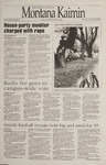 Montana Kaimin, February 2, 1995