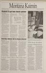 Montana Kaimin, February 3, 1995