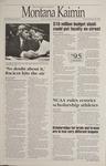 Montana Kaimin, February 10, 1995