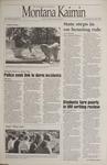 Montana Kaimin, February 24, 1995