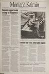 Montana Kaimin, March 2, 1995