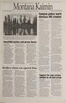 Montana Kaimin, March 8, 1995