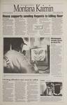 Montana Kaimin, March 10, 1995