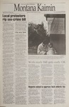 Montana Kaimin, March 23, 1995