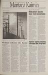 Montana Kaimin, March 28, 1995