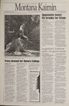 Montana Kaimin, April 6, 1995