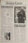Montana Kaimin, April 7, 1995