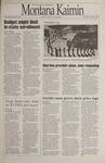 Montana Kaimin, April 11, 1995