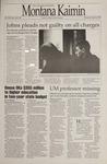 Montana Kaimin, April 13, 1995