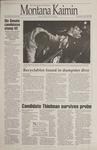 Montana Kaimin, April 20, 1995