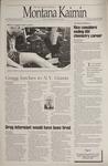 Montana Kaimin, April 25, 1995