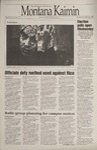 Montana Kaimin, April 26, 1995