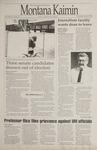 Montana Kaimin, April 27, 1995
