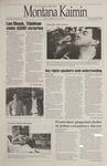 Montana Kaimin, April 28, 1995