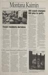 Montana Kaimin, September 6, 1995