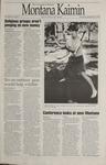 Montana Kaimin, September 14, 1995