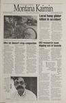 Montana Kaimin, September 15, 1995