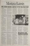 Montana Kaimin, September 19, 1995