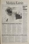 Montana Kaimin, September 28, 1995