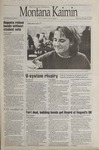 Montana Kaimin, October 3, 1995