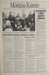 Montana Kaimin, October 5, 1995