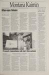 Montana Kaimin, October 11, 1995
