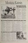 Montana Kaimin, November 2, 1995