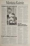 Montana Kaimin, November 28, 1995