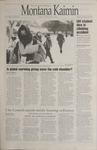 Montana Kaimin, January 30, 1996