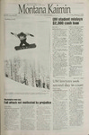 Montana Kaimin, February 7, 1996