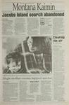 Montana Kaimin, February 15, 1996