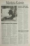 Montana Kaimin, February 16, 1996
