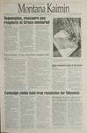 Montana Kaimin, February 23, 1996