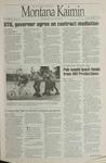 Montana Kaimin, March 1, 1996